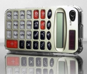 calculator case 300x256 Калькулятор для iPhone