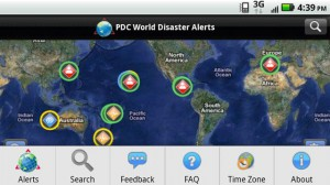 Disaster Alert 300x168 Android спасёт вас от катастрофы