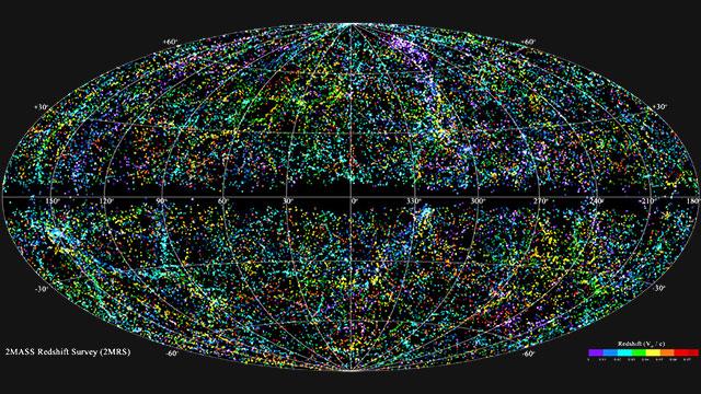 universe map Полная карта вселенной