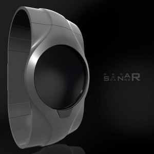 sonar watch 300x300 Часы сканер