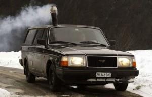wood stove Volvo 550x351 300x191 Седан с дровяной печью